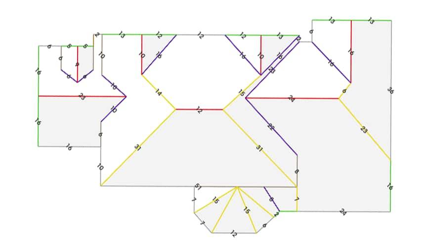 QuickMeasure: Aerial Roof Measurement Software | GAF