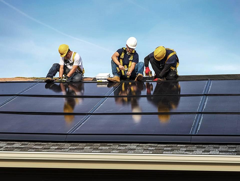 ffb97314a9ee0 Expert Installation. Our GAF Solar ...