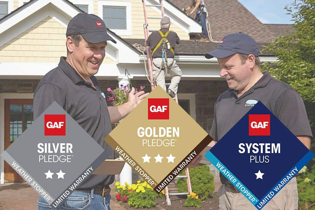 gaf roofing professionals