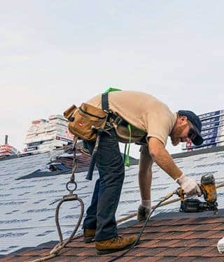 Roofing Is Tough