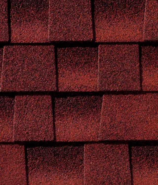 Style Guide - shingles and cardinal