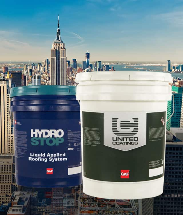 Liquid-Applied Roofing