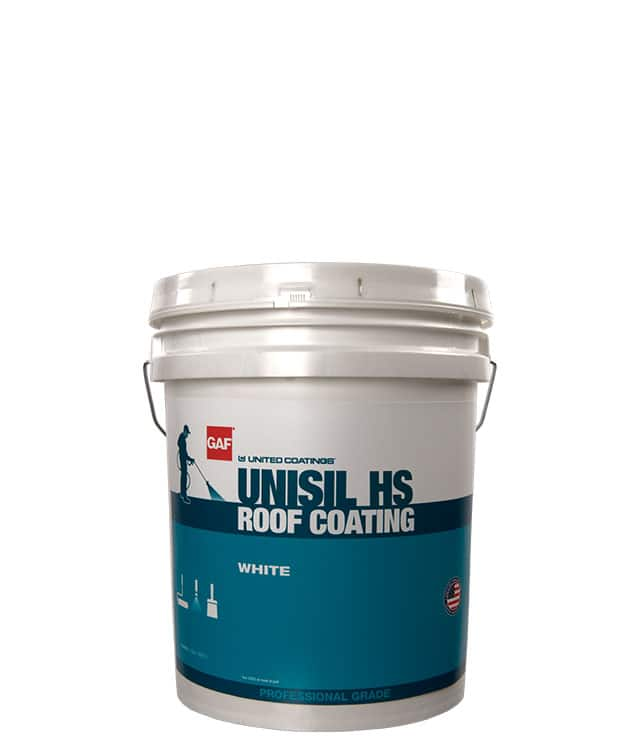 Unisil HS Roof Coating