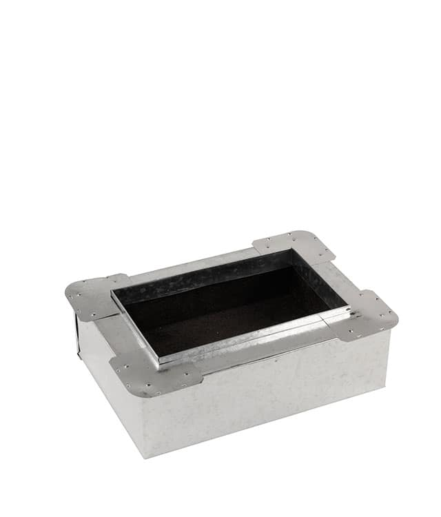 Ductboard Insulated Register Box