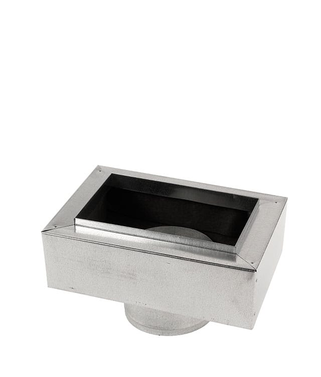 Insulated Register Box