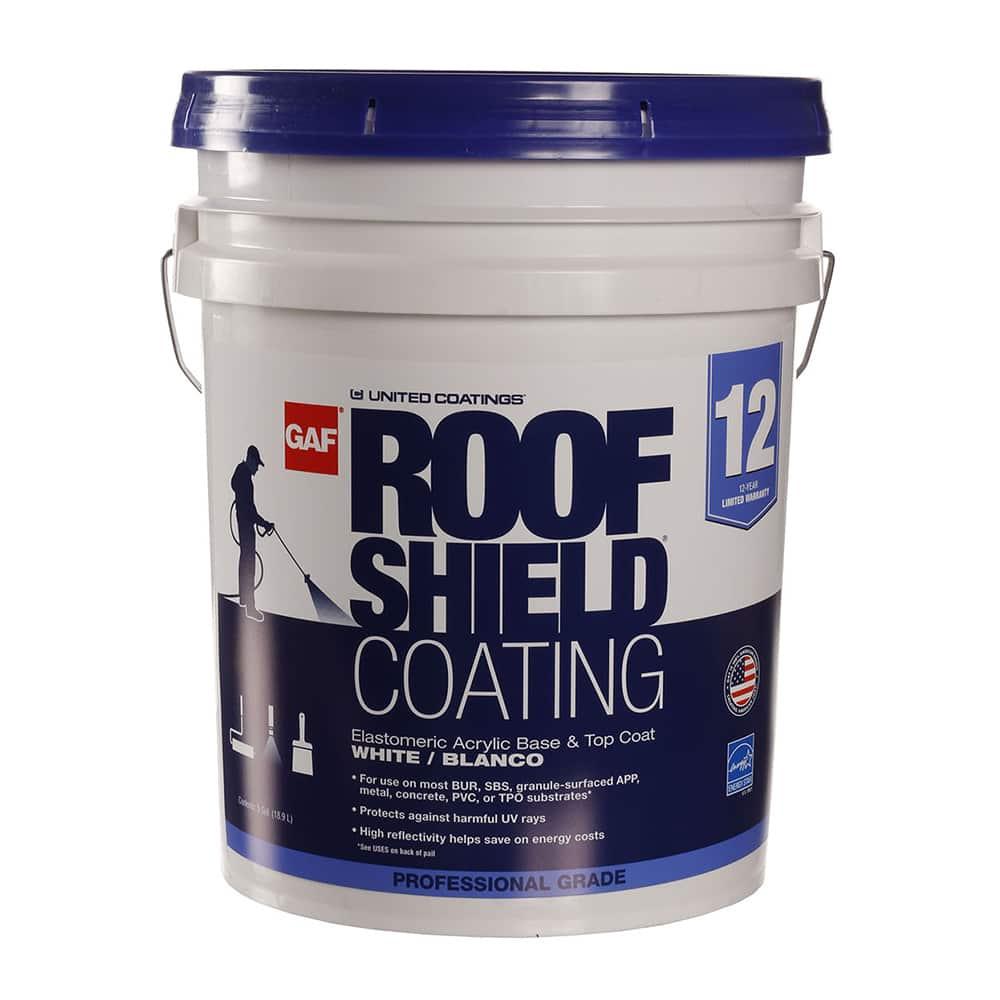 GAF | United Coatings™ Roofshield® Coating