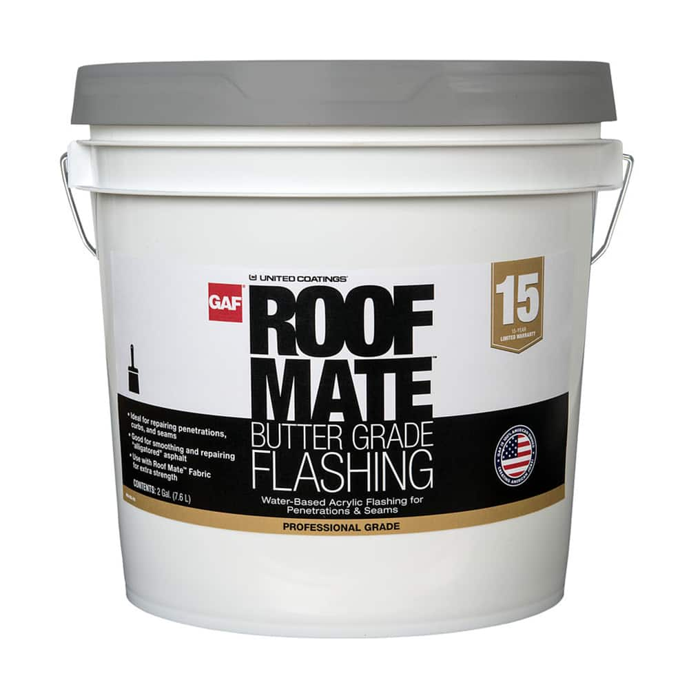 Gaf Roof Coating Systems
