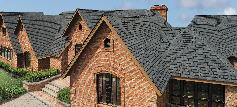 Gaf Slateline 174 Roofing Shingles