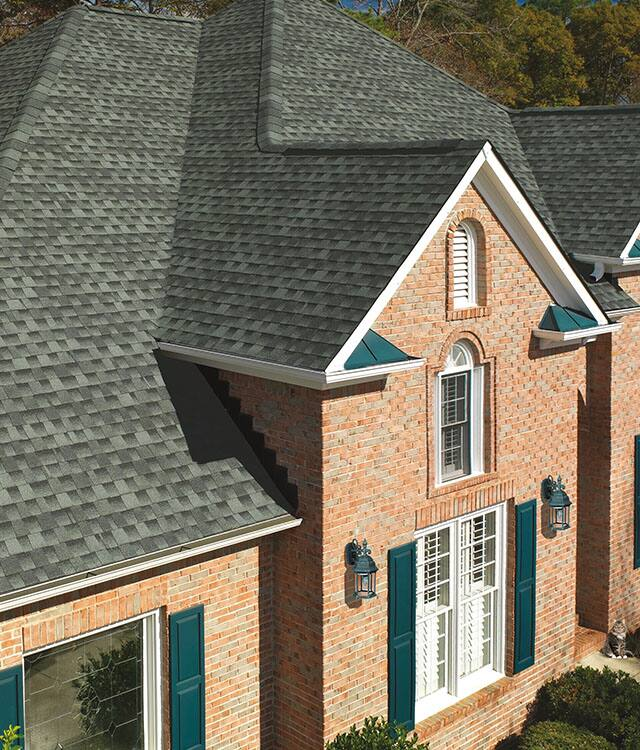 St Charles Roof Gaf Timberline Natural Shadow Pewter Gray