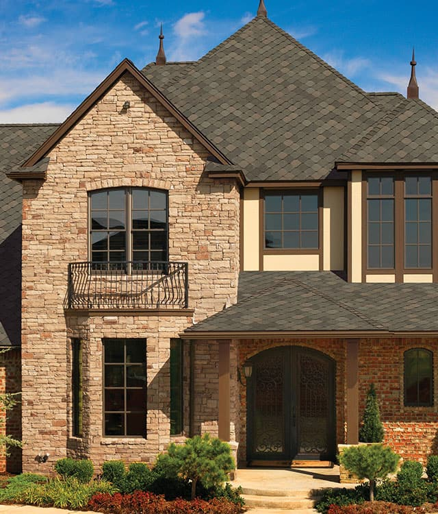 gaf sienna roofing shingles