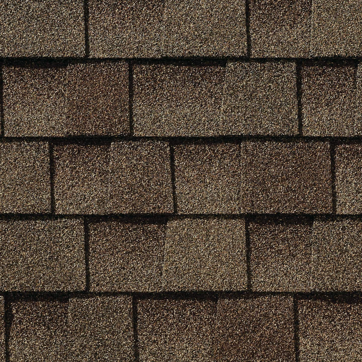 GAF – Scalloped Roof Shingles